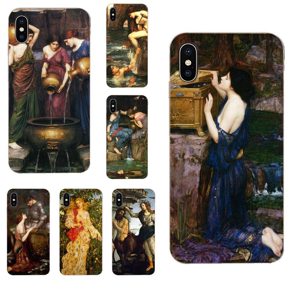 For Samsung Galaxy A51 A71 A81 A90 5G A91 A01 S11 S11E S20 Plus Ultra TPU Printing Art Paintings The Birth Of Venus Diy