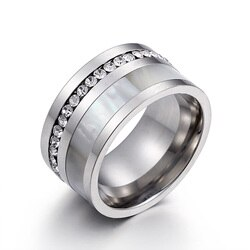 Anéis de ouro e dedo para mulheres, anéis da moda com charme bague, strass, anéis de casamento, noivado, joias para presentes