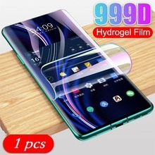 Hydrogel Film For Oneplus 7 7T 6T 5T 6 5 3T 3 1 Puls 7 1 Plus 6 7 Oneplus7 6 T 7T Screen Protector P