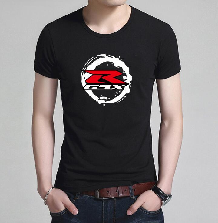 Verão suzuki gsxr gsx r impressão t camisa masculina topos hip hop casual engraçado manga curta tshirt homme conforto algodão t camisas