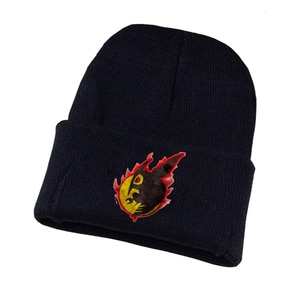 Anime Akame Ga Kill Knitted Hat Cosplay Hat Unisex Print Adult Casual Cotton Hat Teenagers Winter Knitted Cap