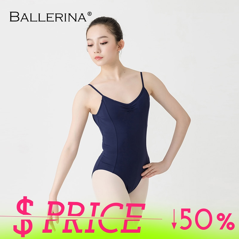 Bailarina Ballet leotardo para mujeres Yoga Sling aerialist gimnasia leotardo Sexy baile traje adultos leotardos 5028