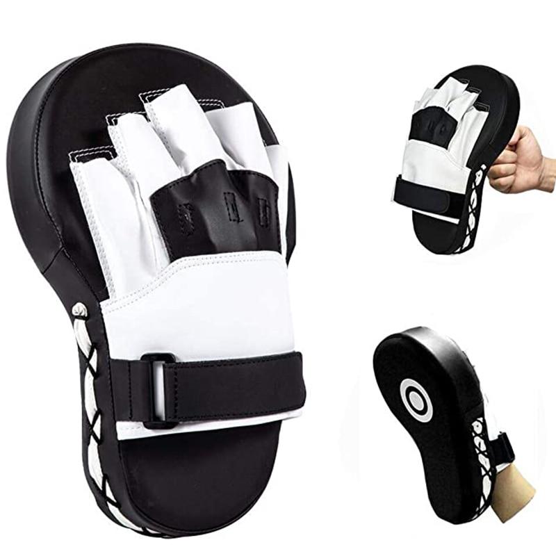 Punch Bag Pad Kick Boxing Gloves Pad Boxer Goal Free Fighting Pad Kit Karate Gloves Focus Pad Sanda Fitness Training Equipment