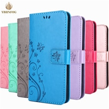 Luxury Flip Case For Samsung Galaxy S8 S9 Plus S10E S20 FE S21 Ultra S5 S6 S7 Edge Leather Holder Ca