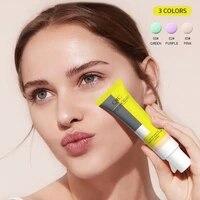 primer facial y%c3%bcz vak%c4%b1f liquid foundation eye base sunscreen face waterproof pore minimizer anti cerne podk%c5%82ad suero protector