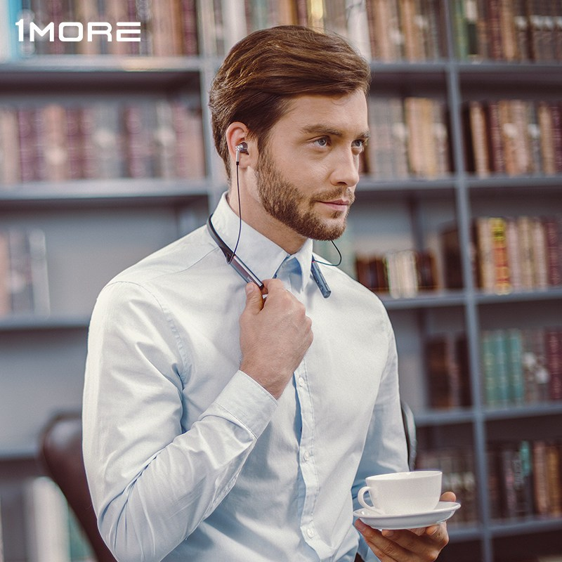1MORE Triple Driver E1001BT in-Ear Bluetooth Earphones with Hi-Res LDAC Wireless Environmental Noise Isolation Bluetooth headset enlarge