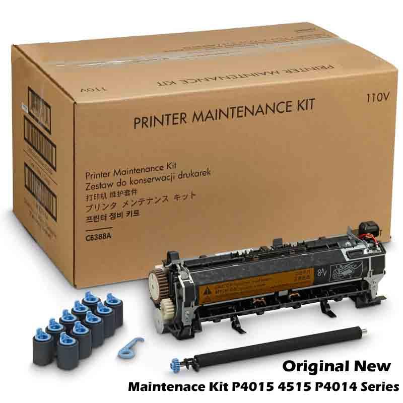 Original para hp Novo Unidade Fusora P4015 P4014 Cb389a Cb388a Rm1-4554-000cn Rm1-4579-000cn Cb5069-67902 Cb506-67901 Hp4015 P4515