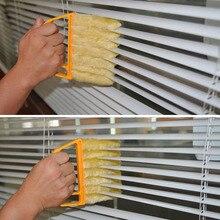 Portable Microfibre Venetian Blind Blade Cleaner Window Conditioner Dust Cleaner BrushVents Cleaner Washable aspiradora