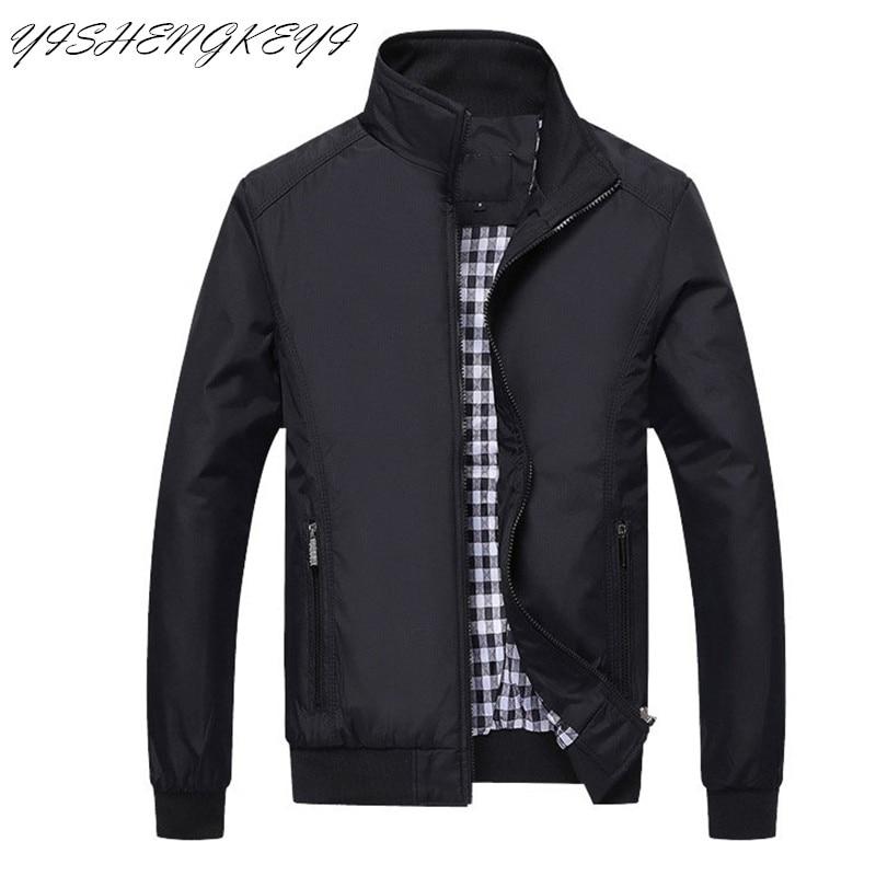 Новая куртка, Мужская модная повседневная свободная Мужская куртка, спортивная одежда, куртка-бомбер, мужская куртка, Мужская модель M- 5XL