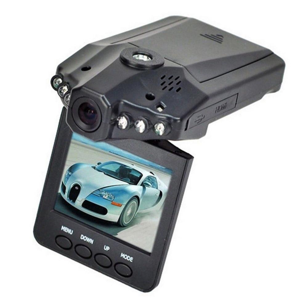 "Cámara de coche de 2,5 ""grabador de vídeo DVR 1920x1080 CMOS WXGA g-sensor de grabación cíclica infrarrojo soporte de noche"