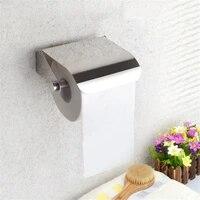Papier de Rouleau de cuisine Accessoire Mural Porte-Papier Hygienique En Acier Inoxydable Hygienique Serviette accessoires rack supports