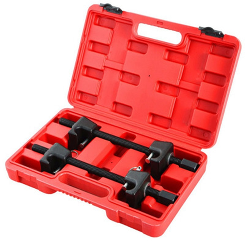 2Pc Heavy Duty Macpherson Strut Coil Spring Compressor Clamp Set Remove Shock Absorber Or Spring Tool Car Repair Tool
