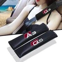 car comfortable driving seat belt shoulder harness seatbelt for audi a3 a4 a5 a6 a7 a8 q3 q5 q7 q8 accessories