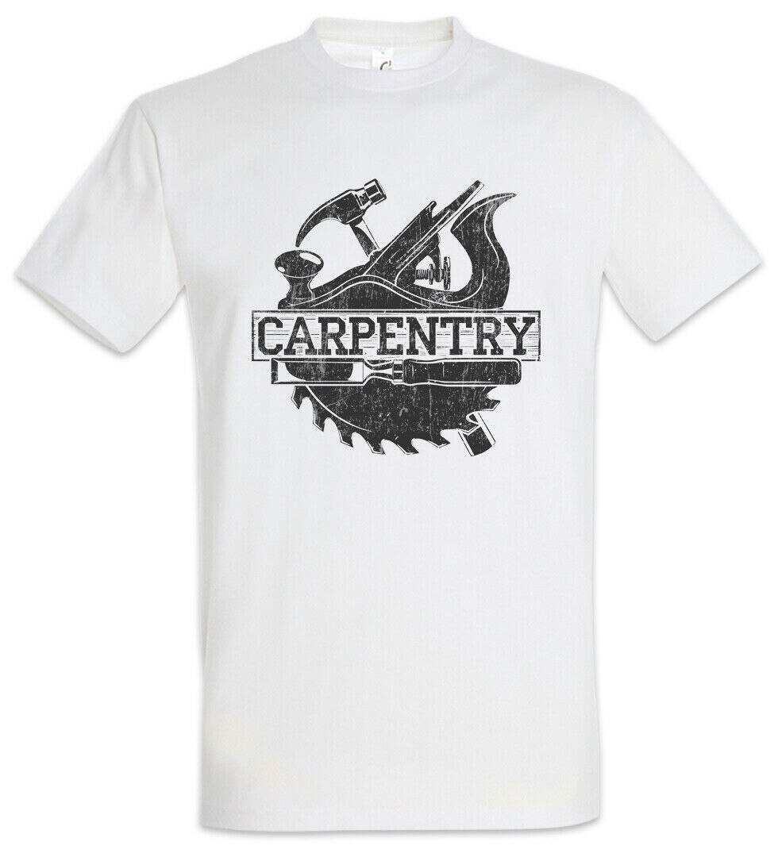 Camiseta de Carpinteria Joiner Martillo de carpintero atreiner Tischler atreinerei Hombre Camisetas Camiseta de alta calidad