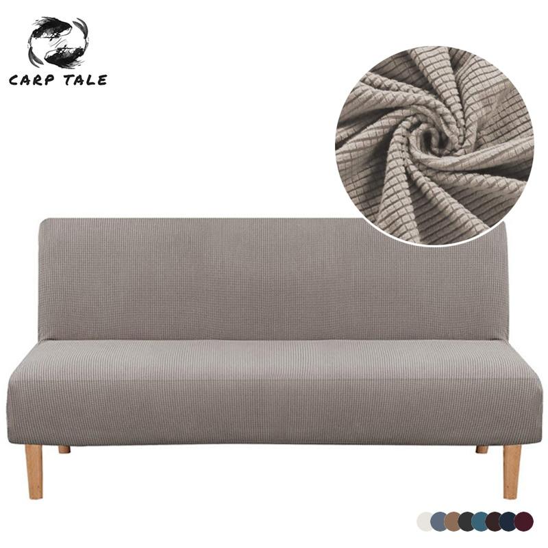 الصوف تمتد أريكة سرير غطاء شامل طوي الغلاف ل غرفة المعيشة غطاء أريكة دون مسند الذراع الأريكة يغطي ل أريكة