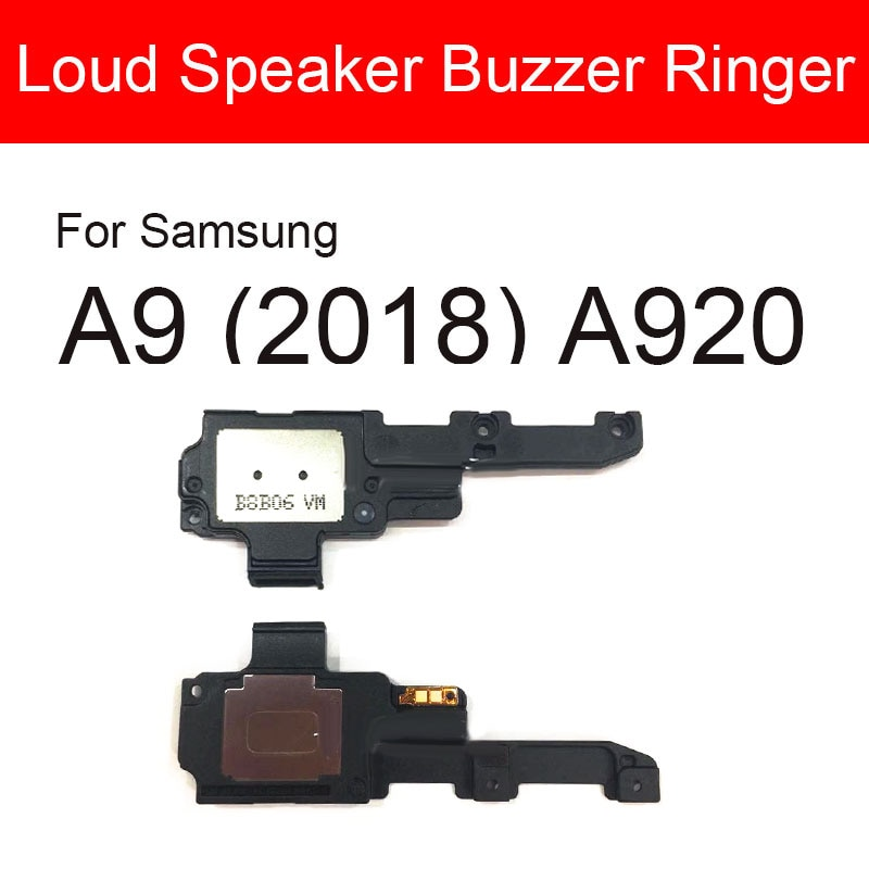 Loud Speaker For Samsung Galaxy A9 2018 A920 Ringer Louder Speaker Buzzer Flex Ribbon Cable Replacem