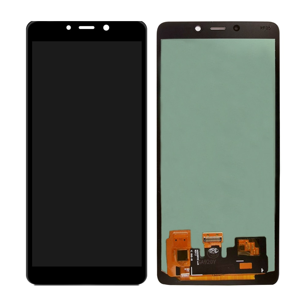 Ori OLED For Samsung Galaxy A9 2018 A920 LCD A9S A9 Star Pro Display Touch Screen Digitizer Assembly For A920 Display Assembly enlarge