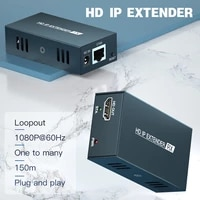 hdmi compatible extender 200m over utpstp hdmi compatible ip extender by rj45 cat5e cat6 lan extensor for hdtv apple tv ps4