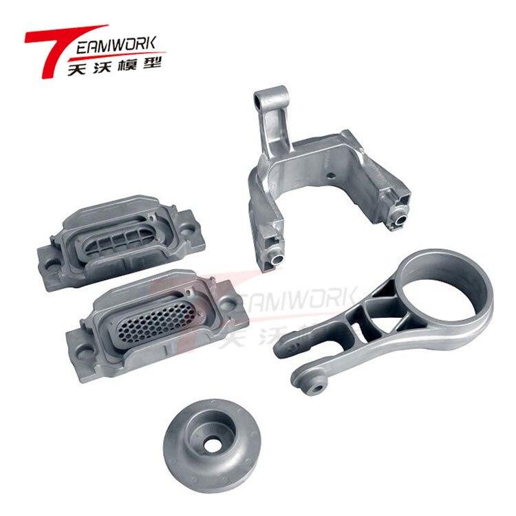 Estampado de alta precisión/piezas de metal de hoja de corte láser/auto partes prueba rápida