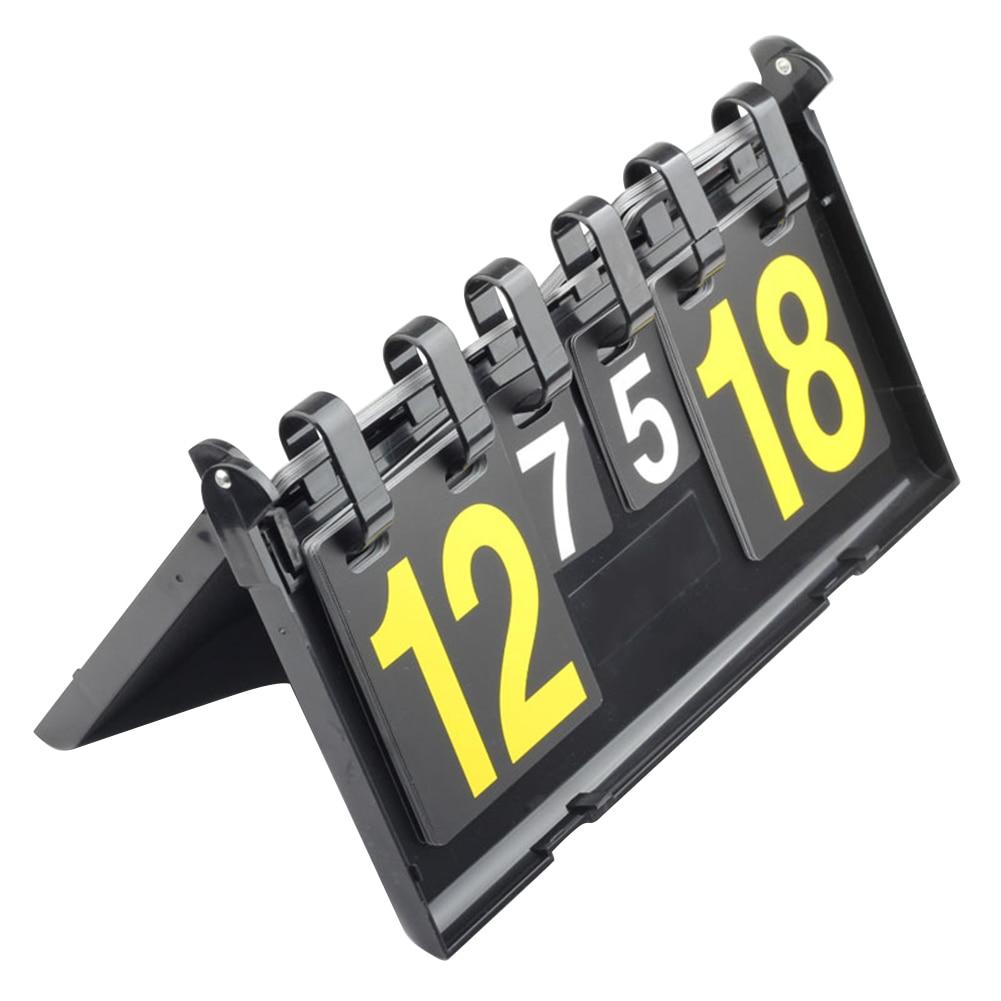 داخلي رقمي منضدية لوحة النتائج ممارسة الرياضة الحلي للكرة الطائرة كرة السلة تنس طاولة المعدات