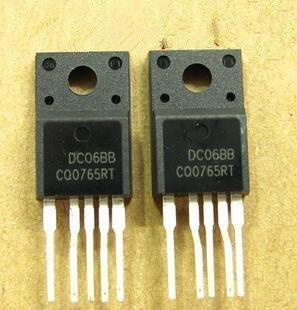 10 PÇS/LOTE 5Q0765RT 5Q0765R TO-220-5 TO-220-5 5Q0765 KA5Q07 novo original Em Estoque