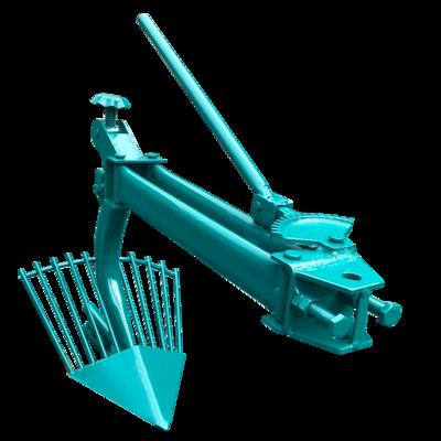 Micro tiller walking tractor accessories sweet potato harvest plow potato harvest plow enlarge