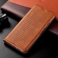 lizard pattern genuine leather case sony xperia z5 xz xzs xr xz1 xz2 xz3 xz4 xz5 premium compact flip phone cover