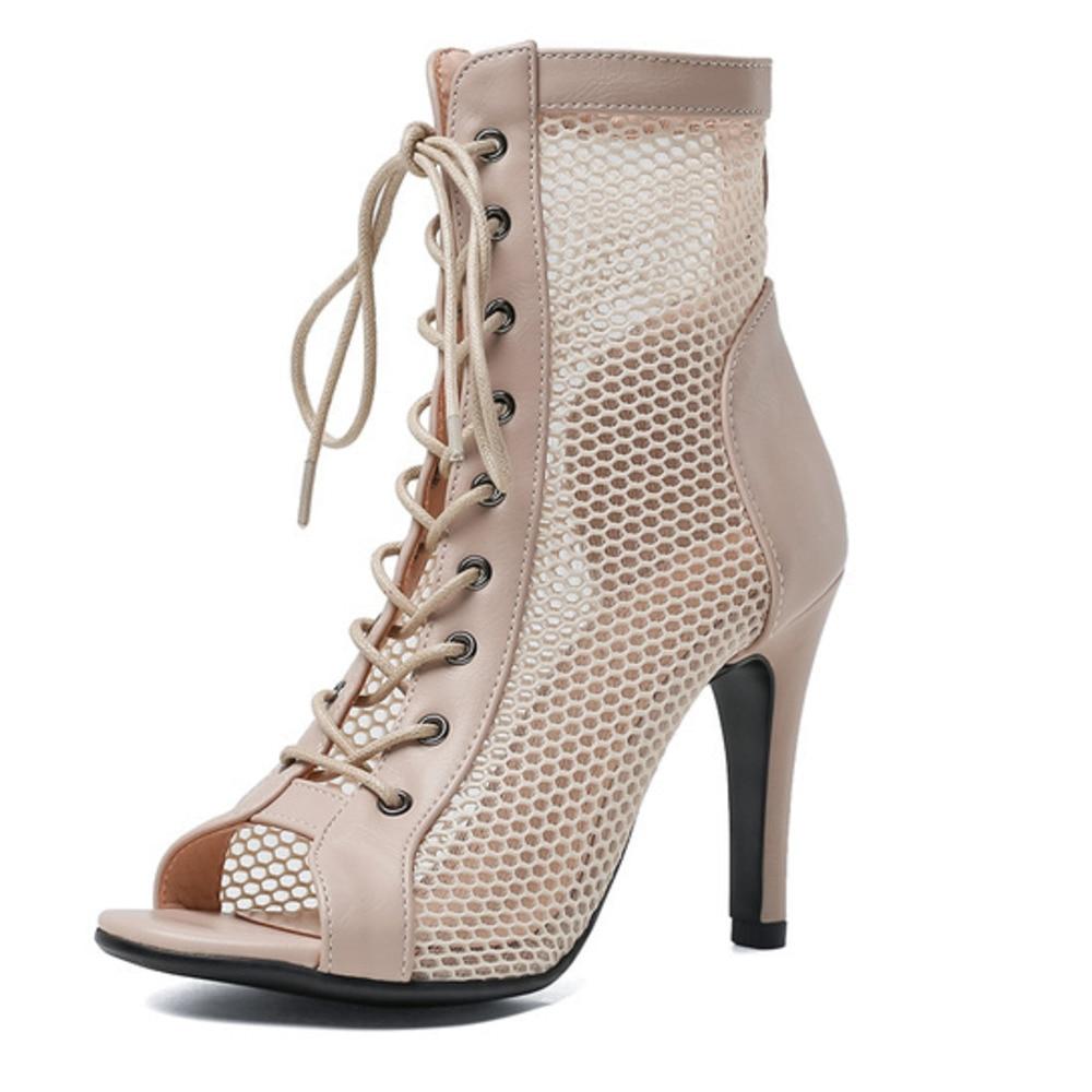 Женские уличные туфли на высоком каблуке-шпильке, туфли для латиноамериканских танцев