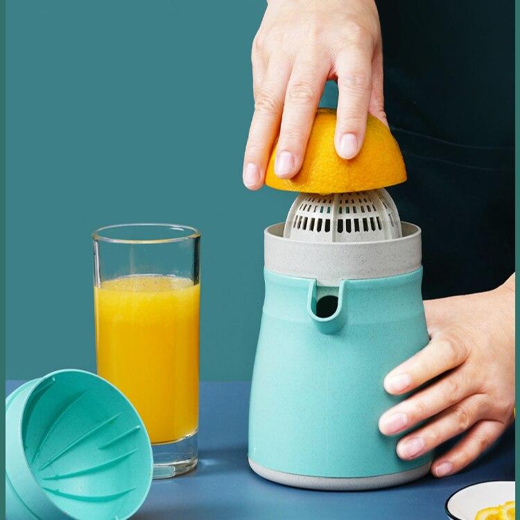 عصارة يدوية منزلية للحمضيات ، إكسسوارات مطبخ ، عصارة ليمون بسيطة ، مكبس ، DF50ZZ