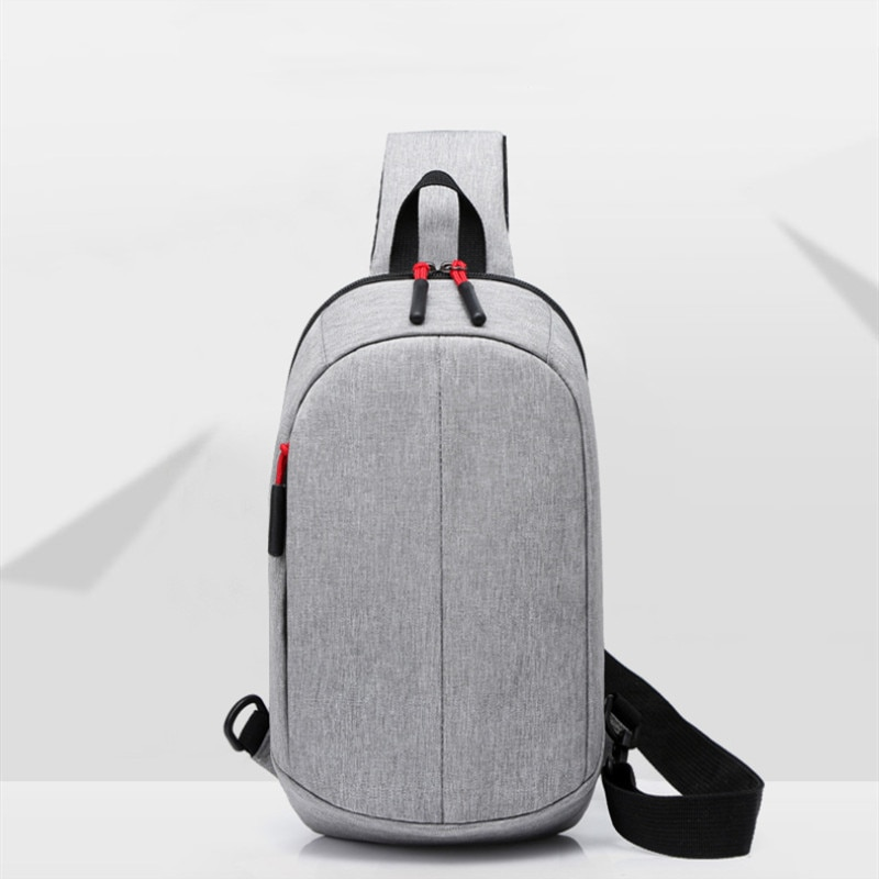 Chest Bag Cycling Universal Multi-function Fashion Travel Outdoor Riding Removable Shoulder Strap Oxford Fabric 4 Colors Casual