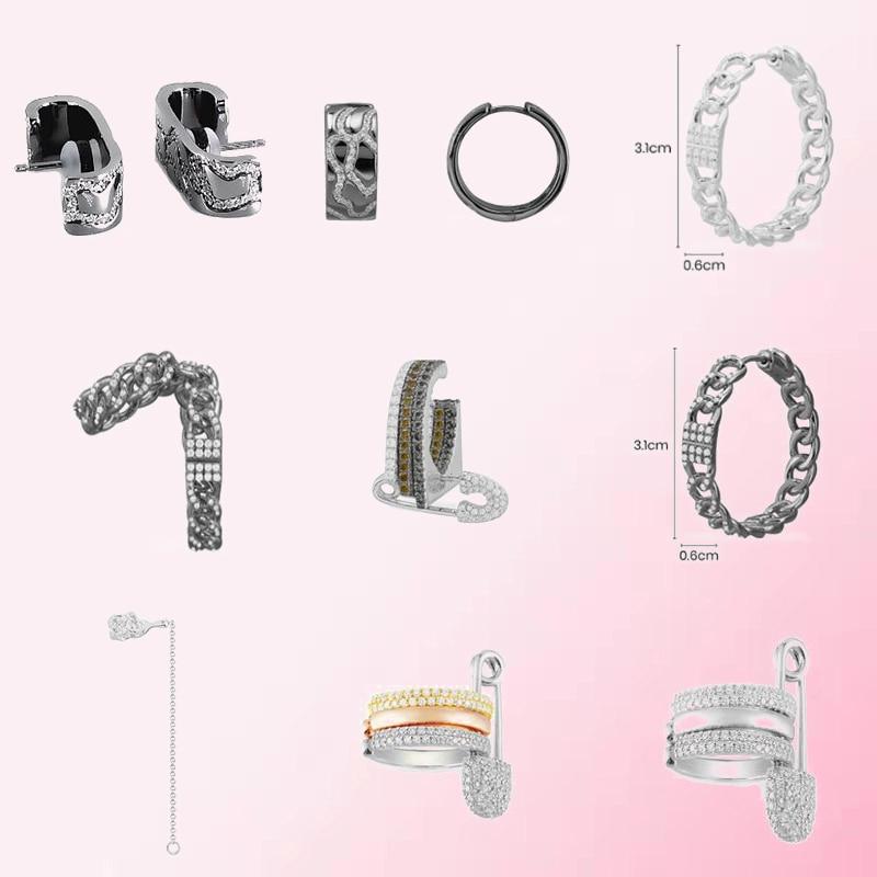 1-1-делают-925-стерлингового-серебра-на-заказ-литературный-Стиль-темперамент-diy-модные-изысканные-серьги