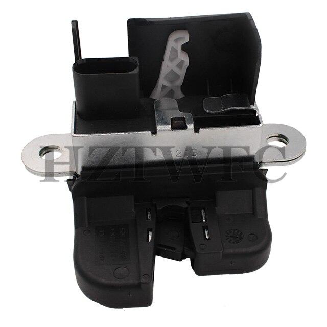 Cerradura de maletero, interruptor de liberación, pestillo para VW GOLF MK5 GOLF GTI GOLF MK6 para SEAT LEON TIGUAN Touran para Skoda FABIA