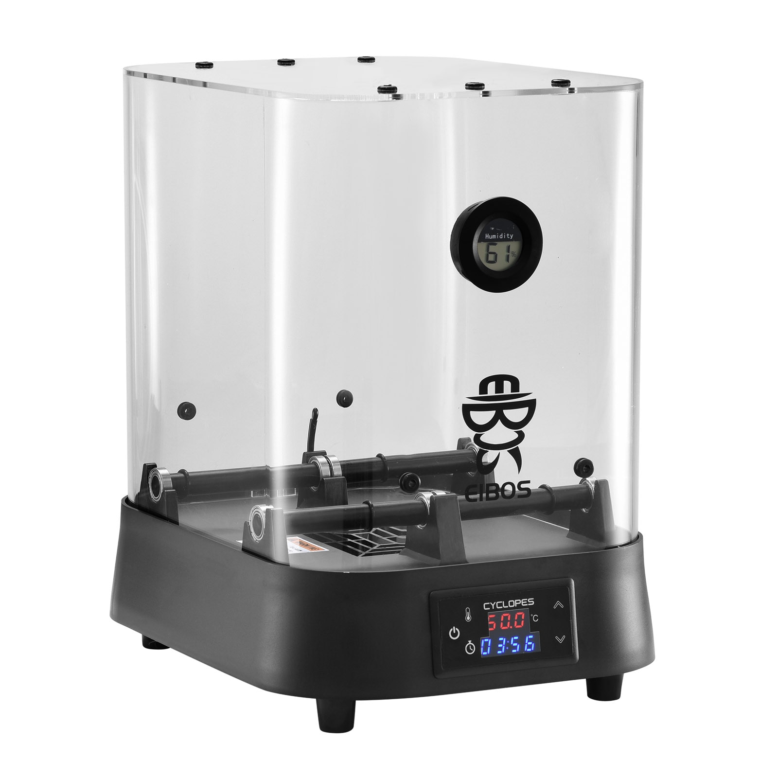 EIBOS 3D Printing Filament Storage Box Filament Storage Holder Keeping Filament Dry Measuring Filament Weight For 3D Printer enlarge