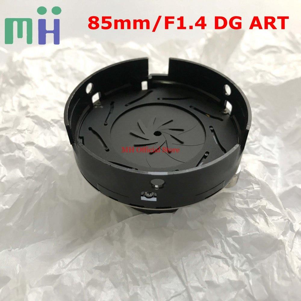 Nuevo 85 1,4, Unidad de grupo de Control de apertura artística, cristal de lente trasera de montaje de diafragma de potencia para Sigma 85mm F1.4 DG HSM, repuesto de reparación artística