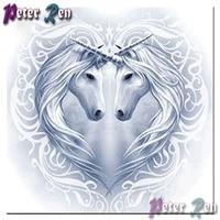 5d unicorn head diamond painting diy full squareround rhinestones cross stitch diamond embroidery handmade art home decoration