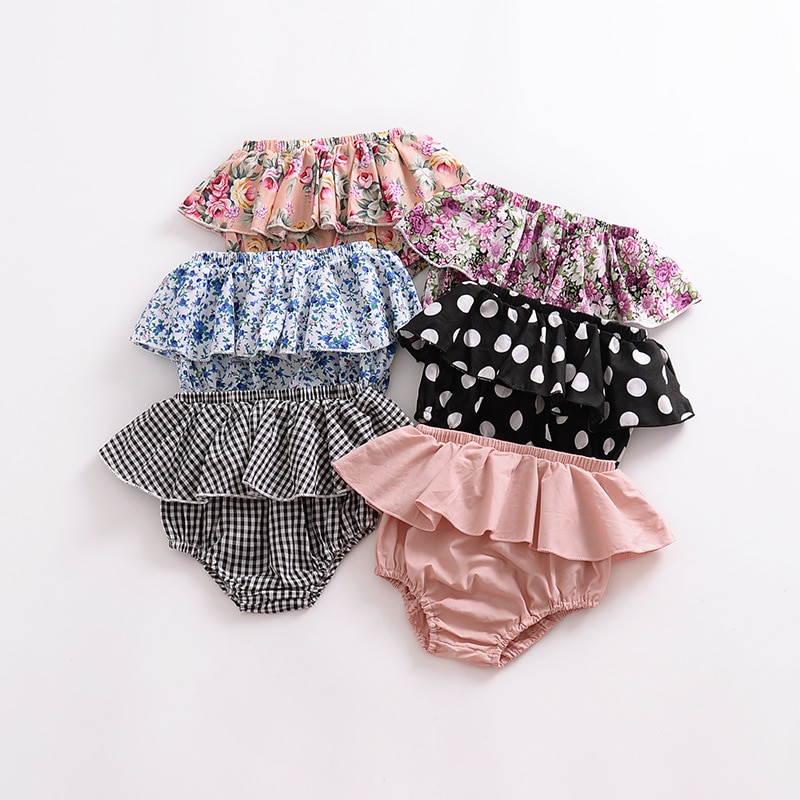 Summer Baby Girls Bloomers Shorts PP Shorts Dress Shorts Infant Clothes for Female Newborn