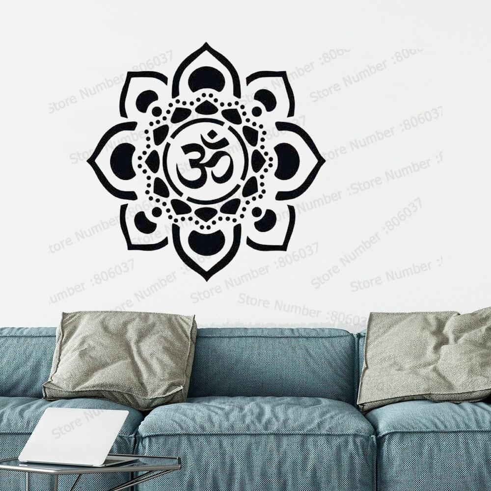Pegatina religiosa creedora decoración del hogar extraíble cartel a prueba de agua calcomanías de pared personalizadas de gran tamaño WL579