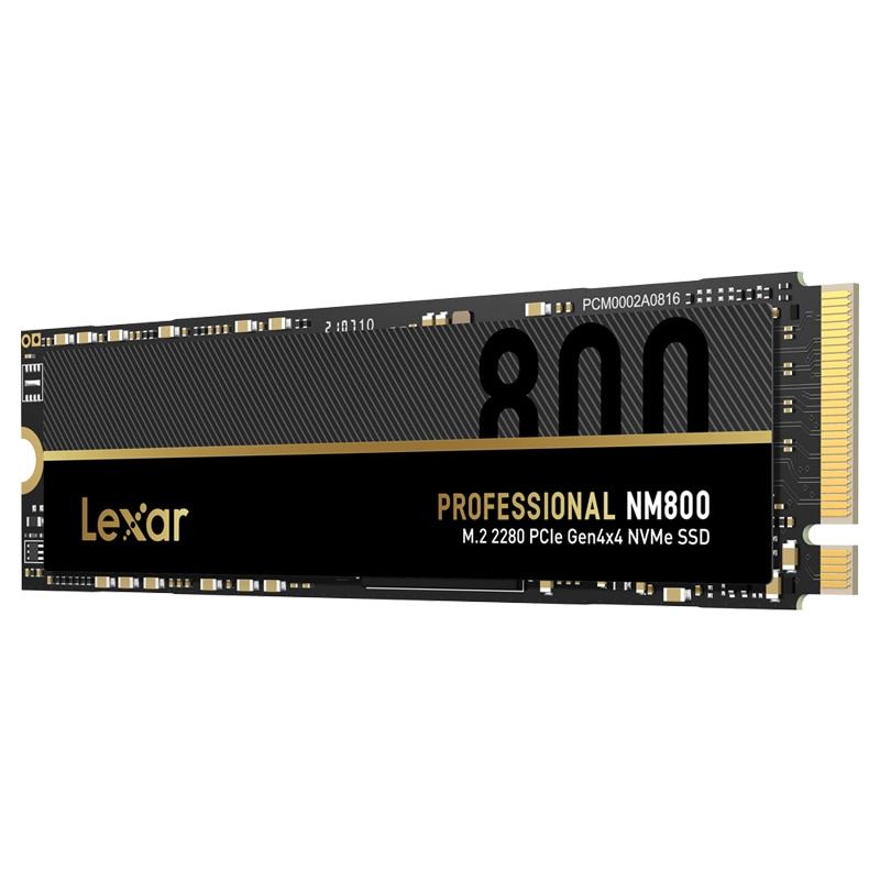 Lexar NM800 SSD m2 NVME 512GB 1TB Solid State Drive 7000MB/s M.2 SSD PCIE 2280 Internal Solid State Drive Hard Disk for Desktop enlarge