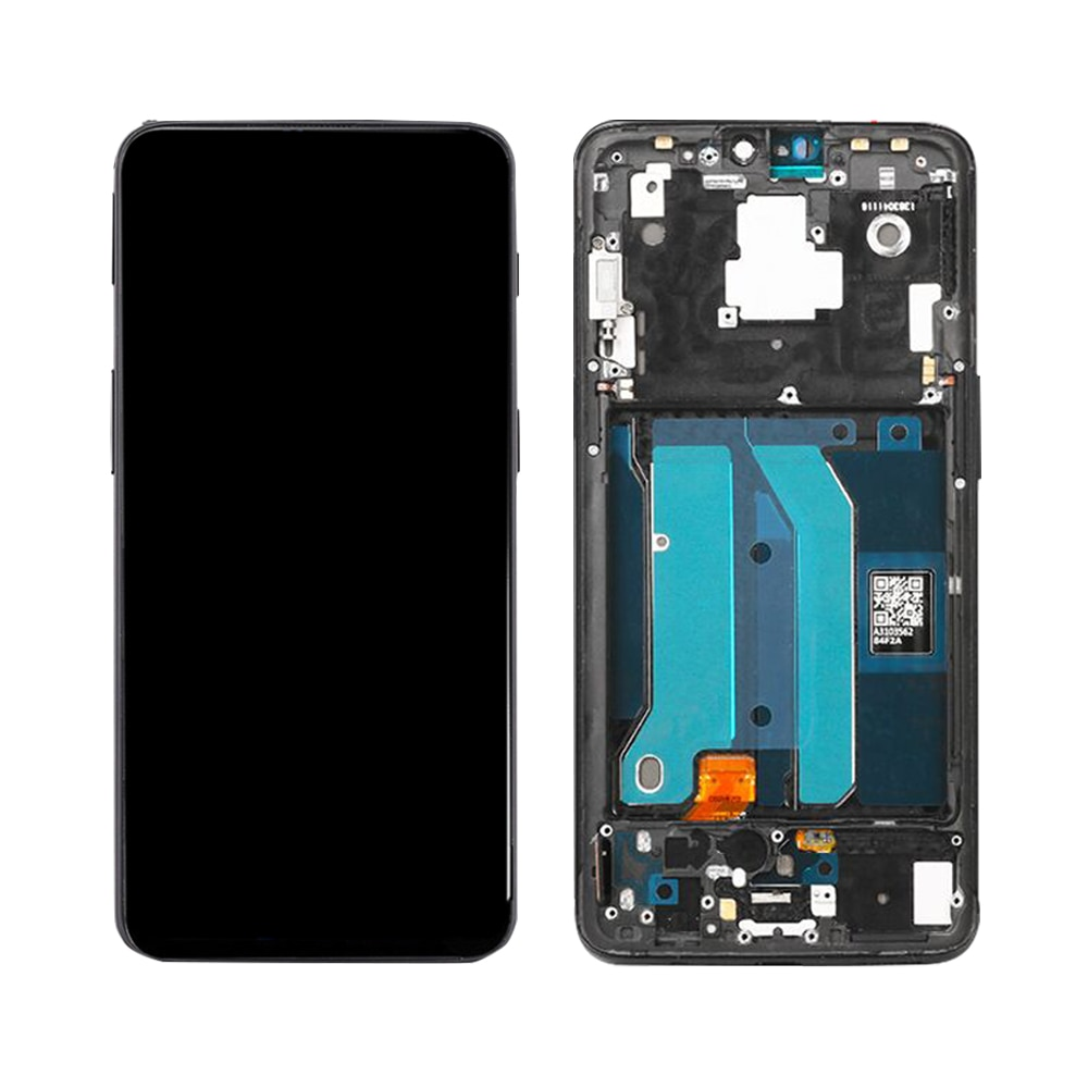 100%ORIGINAL For OnePlus 6 LCD Touch Screen Digitizer Assembly For Oneplus 6 Display with Frame Replacement 1+6 LCD A6003 A6000 enlarge