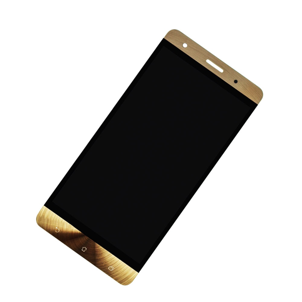Original LCD for ASUS Zenfone 3 Deluxe Z016S Z016D ZS570KL LCD Display Touch Screen Digitizer Assembly ZS570KL Z01FD Replacement enlarge