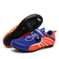 2021 new mountain road bike cycling shoes ultralight profession self locking mesh breathable shoes outdoor sports bicycle shoes