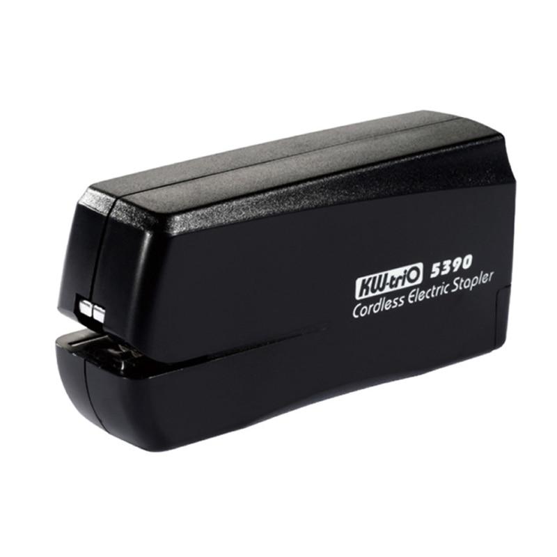 Автоматический сверхмощный Электрический степлер, настольный степлер для офисного стола, 15-20 листов, макс. подходит для скоб 10 #, офисные при...