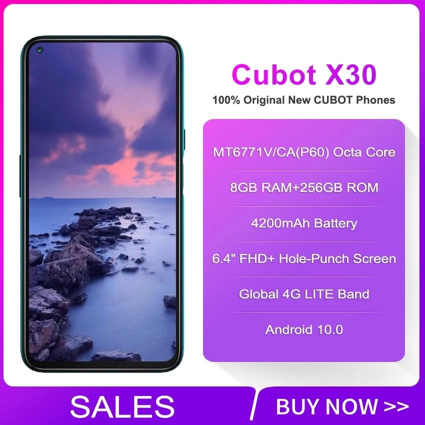 Cubot X30 6.4