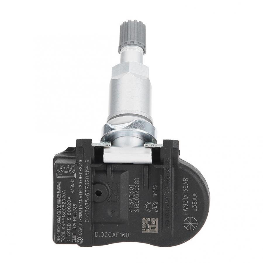1Pcs Car TPMS Tire Pressure Monitor Sensor FW93-1A159-AB Fit for Jaguar X-Type XE XF XJ XK Brand New PA66 GF30 Auto Accessories
