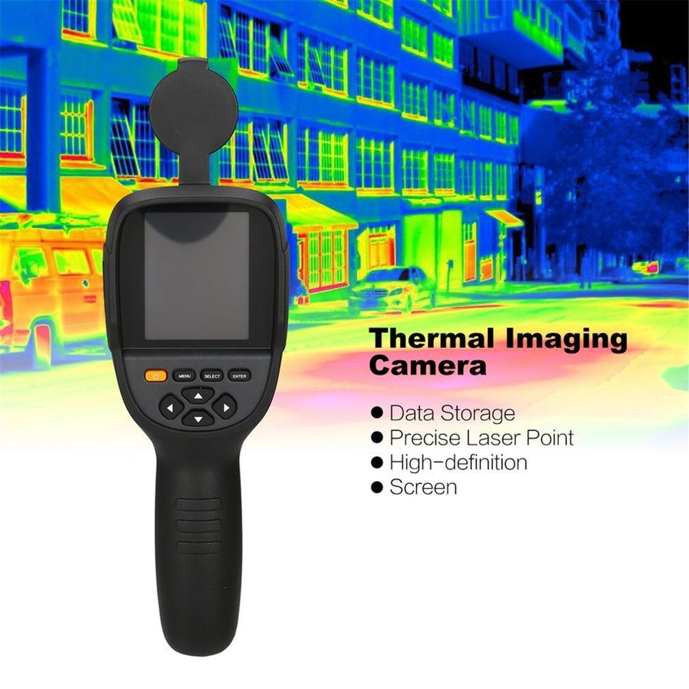 HT-19 portátil IR Digital Detector de imágenes térmicas cámara infrarroja temperatura calor con HT-02 de almacenamiento HT-02D HT-175