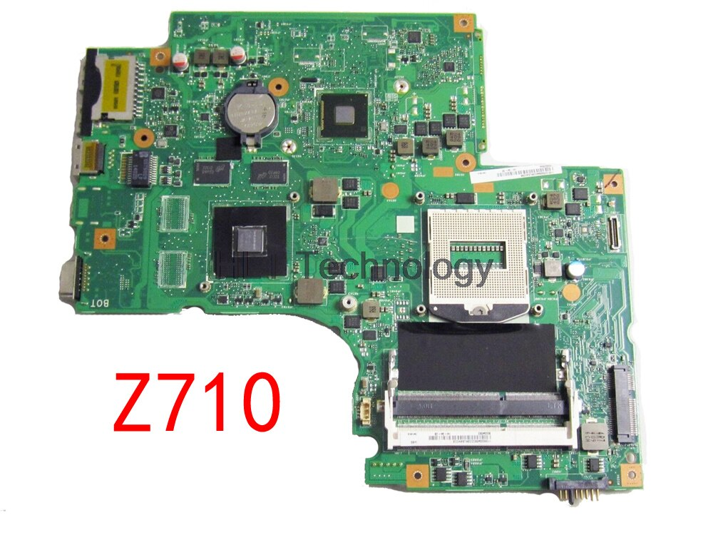 HOLYTIME ноутбук материнская плата для Lenovo ideapad z710 17,3 дюймов 11S90004565 DUMBO2 основной плате rev 2,1 GT740m GeForce графика