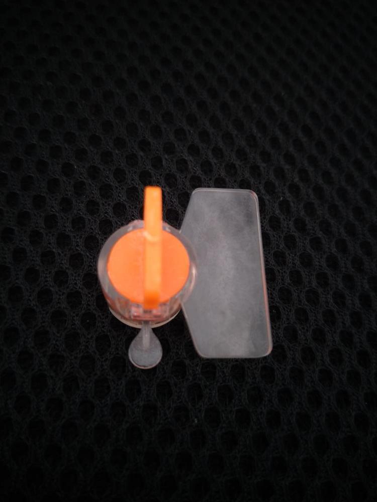 Electric security water meter seal enlarge