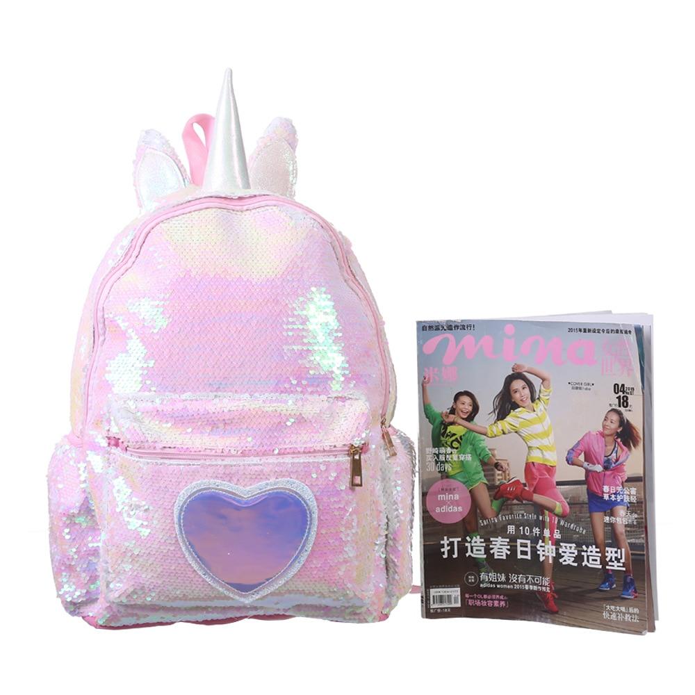 Mochila nueva para mujer, de viaje minibolsas, mochila plateada con láser, mochila de hombro para mujeres y niñas, mochila holográfica