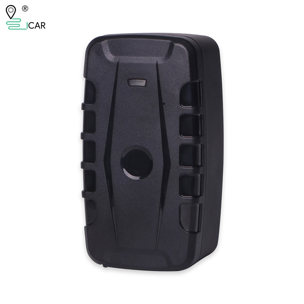 LK209C GPS Tracker Car Tracker Waterproof 20000mAh 240 Days Standby Vehicle Tracker GPS Locator Magnets Drop Shock Alarm