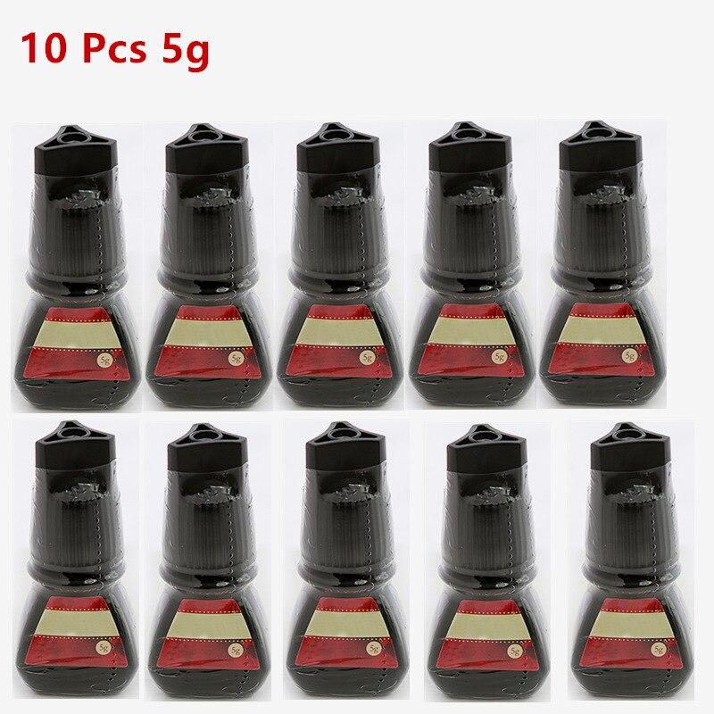 شحن مجاني 10 زجاجات كوريا المنشأ رمش الغراء 5g Fastest1-2s الجافة الوقت ل رمش ملحقات أحدث أقوى لاصق